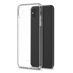 Coque vitros moshi iPhone Xs Max transparente