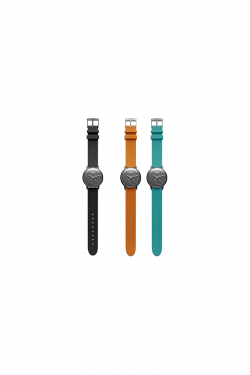 Pack Withings Pop noir et 2 bracelets