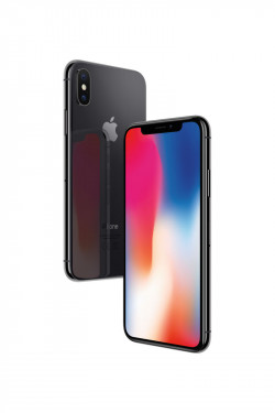 Apple iPhone X Gris sidéral 64Go