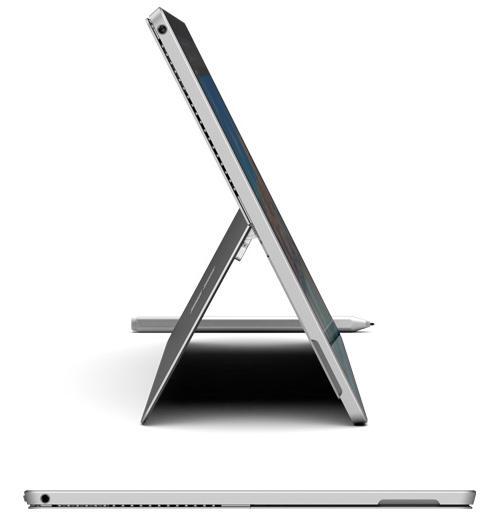 Microsoft Surface Pro 4 Core m3 gris 128Go