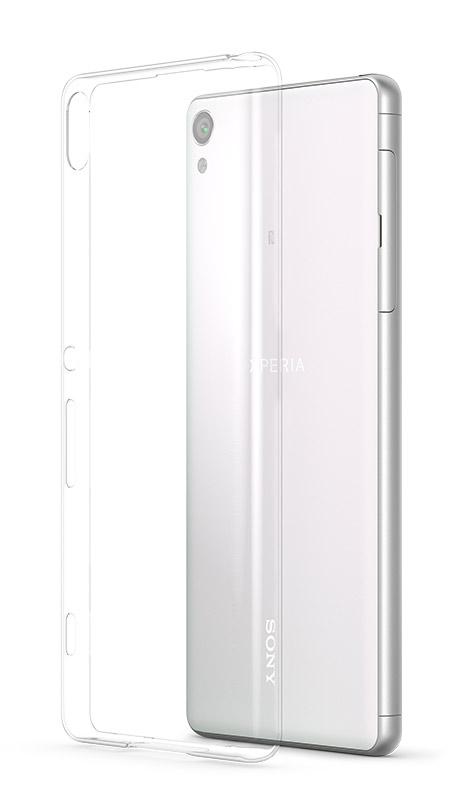 Coque de protection transparente Sony Xperia XA
