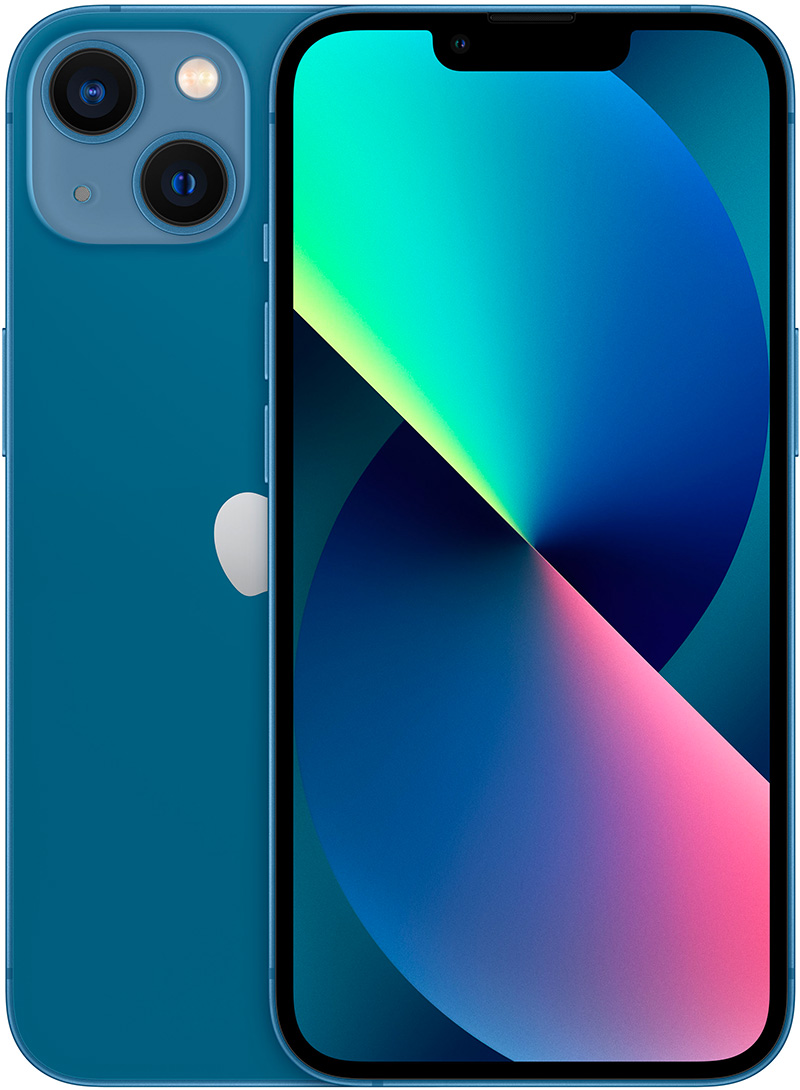 Apple iPhone 13 bleu 256Go