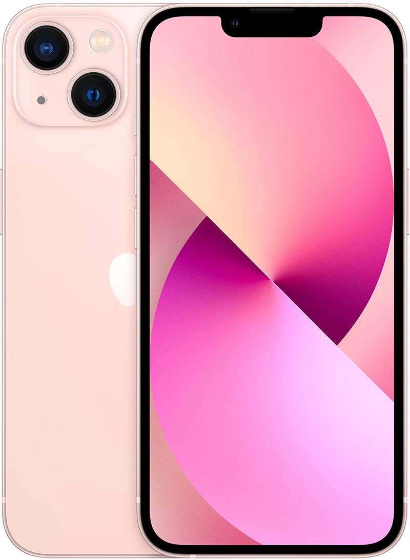 Apple iPhone 13 rose 128Go