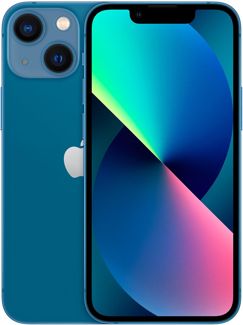 Apple iPhone 13 mini bleu 512Go