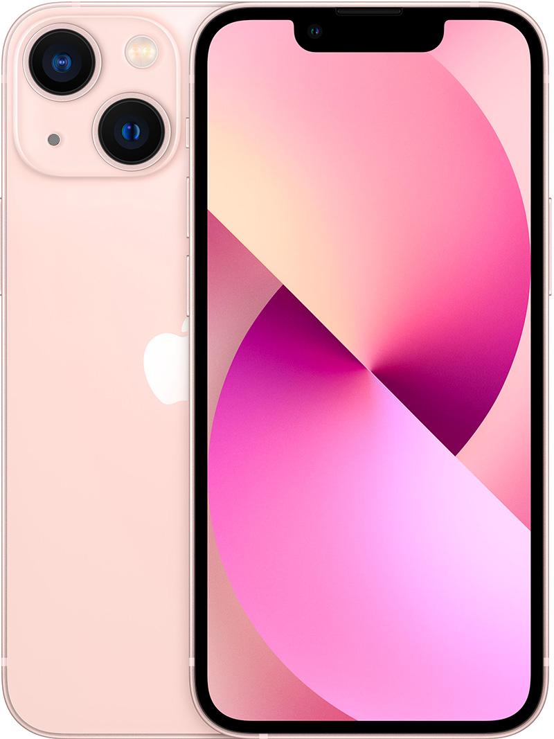 Apple iPhone 13 mini rose 256Go