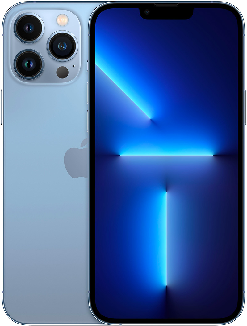 Apple iPhone 13 Pro Max bleu alpin 512Go