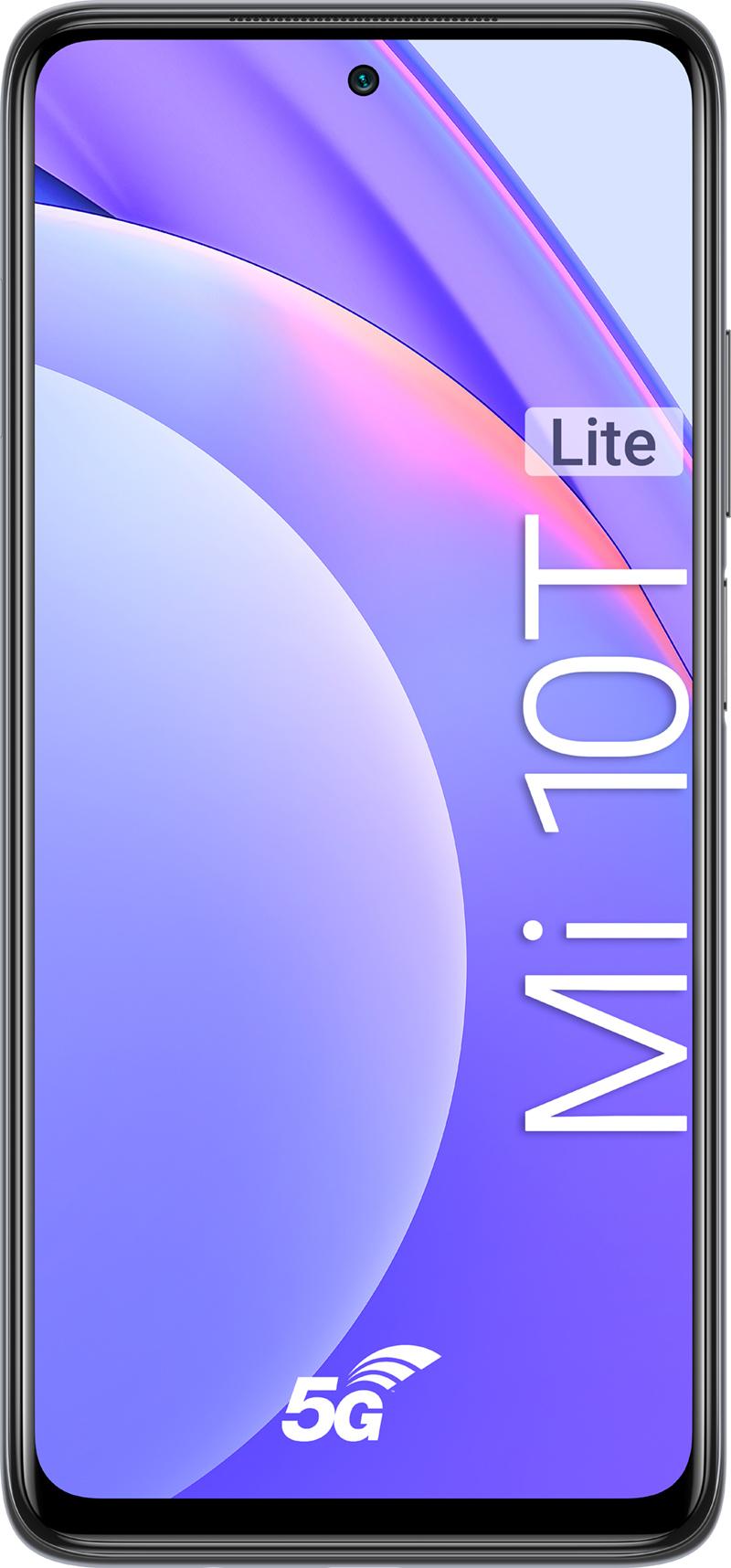 Xiaomi Mi 10T Lite gris 128Go