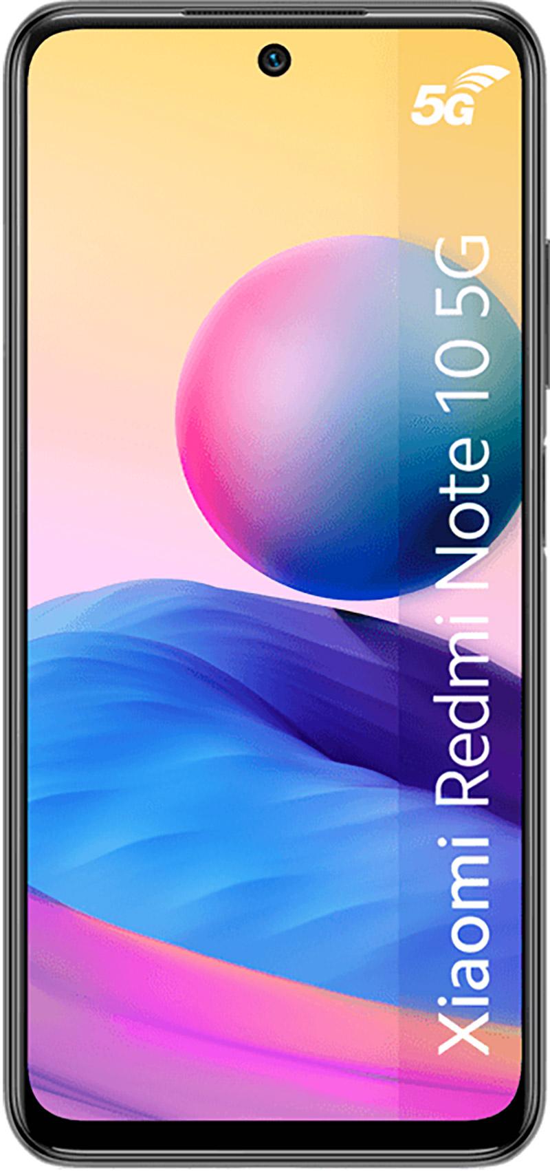 Xiaomi Redmi Note 10 5G gris 64Go