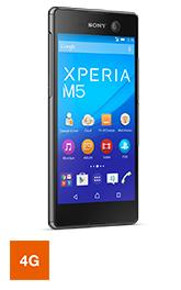 Sony Xperia M5 noir 16Go
