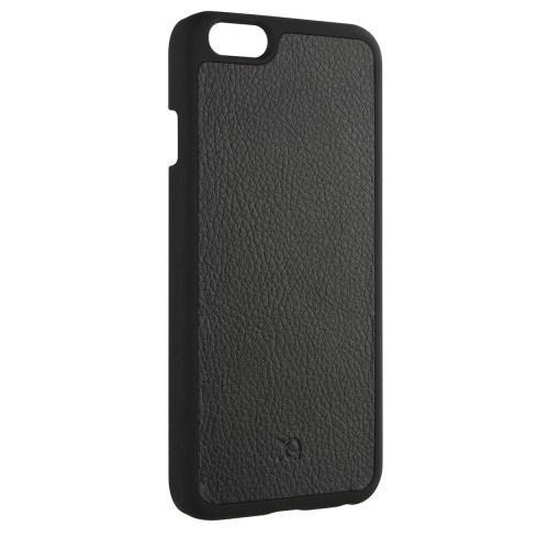 Coque cuir Xqisit iPhone 6 noire