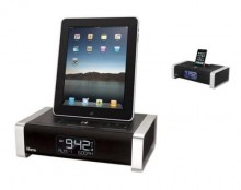 Station iHome iA100 iPad, iPhone, iPod