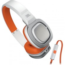Casque JBL J55I Blanc Orange