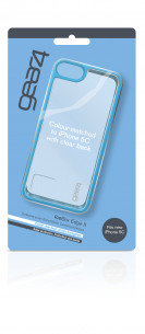 Coque Gear4 iPhone 5C bleu